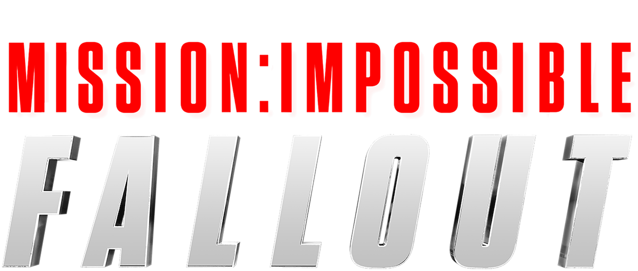 Mission Impossible Fallout Logo